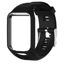 HOT Silicone Replacement Wrist Band Strap For TomTom Runner 2 3 Spark 3 GPS Watch Nov6