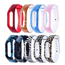 Rovtop Bracelets For Xiaomi Mi Band 2 Smart Watch Bracelet Silicone Wrist Strap For Xiaomi Mi Band 2 Wriststrap Charger