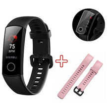 In Stock Huawei Honor Band 4 Smart Wristband AMOLED Color 0.95'' Touchscreen 5ATM Swim Posture Detect Heart Rate Sleep Snap