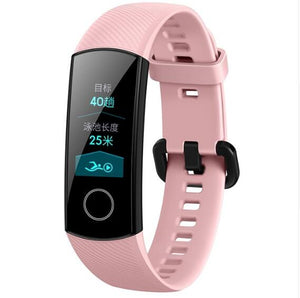 "In stock ! Huawei Honor Band 4 Smart Wristband Amoled Color 0.95"" Touchscreen Swim Posture Detect Heart Rate Sleep Snap Presale"