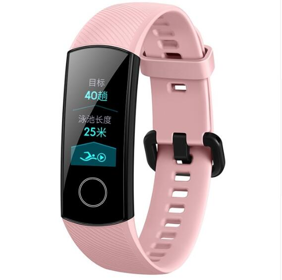 In stock ! Huawei Honor Band 4 Smart Wristband Amoled Color 0.95