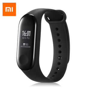 Original Xiaomi Mi Band 3 Smart Bracelet Heart Rate Monitor Bluetooth 4.2 PK MiBand 2 Smart Watch Touch Screen OLED