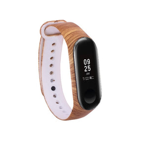 Rovtop Colorful Wrist Strap Bracelets For Xiaomi Mi Band 3 Sport Watch Bracelet Strap For Xiaomi Miband 3 Wriststrap