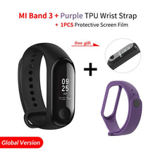 Original Mi Band 3 Smart miband3 Bracelet Heart Rate Fitness Watch 0.78 inch OLED Display 20 Days Standby band2 Upgrade