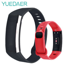 YUEDAER Silicon Wrist Strap For Huawei Band 2 Pro B19 B29 Bracelet Straps TPU Wristband For Honor Band 2 Band2 Pro Watch Bands