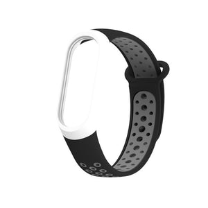 Mi Band 3 strap sport Silicone watch wrist Bracelet miband3 strap accessories Mi band3 bracelet smart for Xiaomi mi band 3 strap