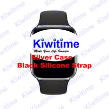 KIWITIME IWO 8 PLUS 44mm Watch 4 Heart Rate Smart Watch case for apple iPhone Android phone IWO 5 6 upgrade NOT apple watch