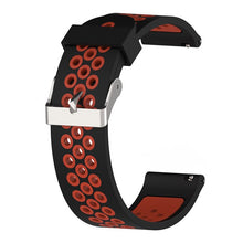 Torntisc Smart Accessories For Xiaomi Huami Bip Smart Watch 20mm Youth Sport Smartwatch Wrist Band Strap Silicone Double Color