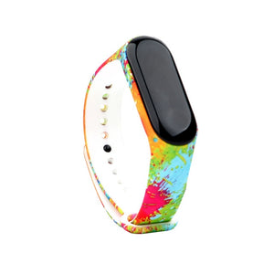 25 Color Wrist Strap for Xiaomi mi band 3 Belt Silicone Wristband for Mi Band 3 Smart Bracelet for Xiaomi Band 3 Accessories