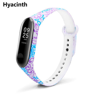 BOORUI New Strap Miband 3 pulsera Comfortable mi band3 strap Varied Smart Accessories wrist strap for xiaomi mi band 3 bracelet