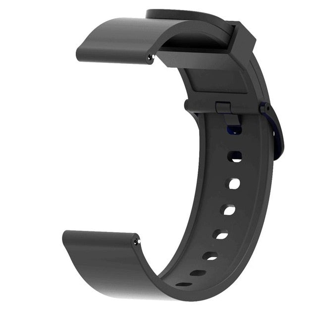 FIFATA Silicone Sport Strap For Xiaomi Huami Amazfit Bip Smart Watch 20MM Replacement Band Bracelet Smart Accessories