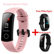 "Original Huawei Honor Band 4 Color Amoled 0.95"" Touch Screen Smart Bracelet Heart Rate Sleep Snap Monitor Smart Watch Wristband"