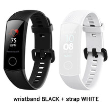 Huawei Honor Band 4 Smart Wristband with 0.95-inch Full Color AMOLED Screen 5ATM Waterproof TruSleep Monitoring 14 Days Battery