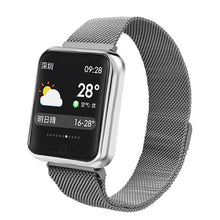 Smart Watch P68 Sports IP68 fitness bracelet activity tracker heart rate monitor blood pressure for ios Android apple iPhone 6 7