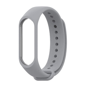 Strap for Xiaomi Mi Band 3 Sport Strap watch Silicone wrist strap For xiaomi miband 3 accessories bracelet Miband 3 Strap