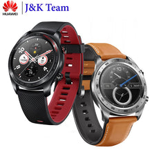 Huawei Honor Watch Magic SmartWatch NFC GPS 5ATM WaterProof Heart Rate Tracker Sleep Tracker Working 7 Days Message Reminder