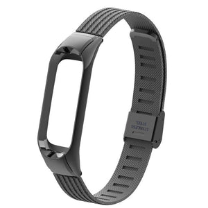 New Colorful metal strap Xiaomi Mi Band 3 Strap For MiBand 3 Bracelet Strap mi band 3 Accessories bracelet Mi band3 Wriststrap