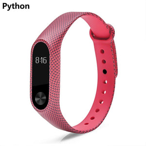 New  Mi Band 2 Wrist Strap Colorfor replacement for Xiaomi miband 2 smartband accessories Silicone colorful varied wrist belt