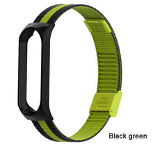 Bracelet for Xiaomi Mi Band 3 Sport Strap watch metal wrist strap For xiaomi mi band 3 accessories bracelet Miband3 Strap