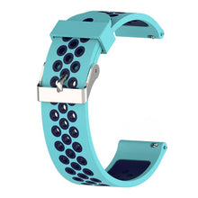 LEMFO 20mm Silicone Strap For Original Xiaomi Bip BIT PACE Smart Watch Band for Huami Youth Bracelet Strap waterproof