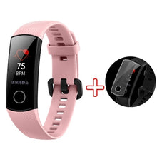 Original Huawei Honor Band 4 Smart Wristband 0.95'' Color Amoled Touchscreen display Swim Posture Detect Heart Rate Sleep Snap