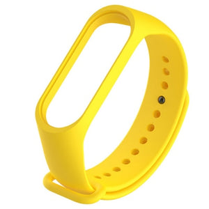 Silicone Strap For Xiaomi Mi Band 3 Soft Wrist Strap For Mi Band 3 Replacement Colorful Silicone Wristband For Mi band 3 Strap