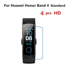 2PCS Films For Huawei Honor Band 4 Screen Protectors Cover Soft TPU HD Anti Scratch Ultra Clear Protective Film For Honor Band 4