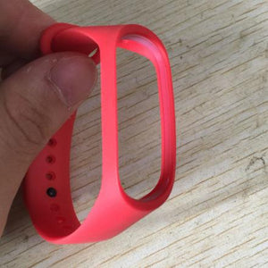 xiaomi mi band 3 strap bracelet Watch band color of NFC version replacement with personality colorful strap anti-lost wristband
