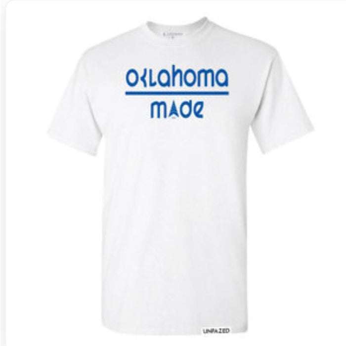 Oklahoma Made -White