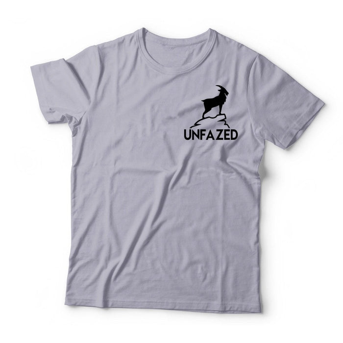UNFAZED GOAT TEE (GREY)