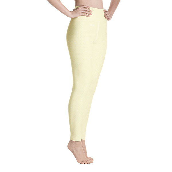 racé CURIE LEMON high waist legging