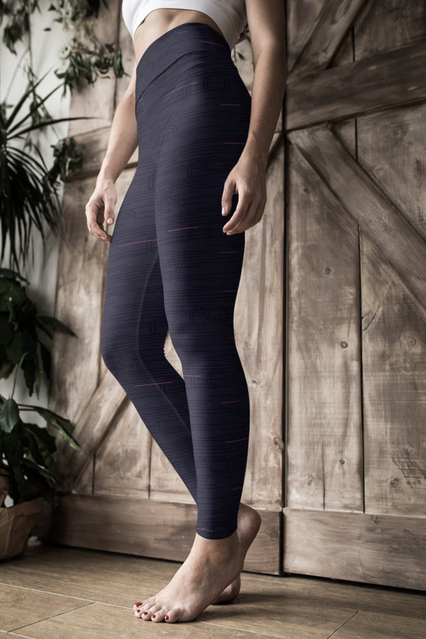 racé PARKS MIDNIGHT high waist legging