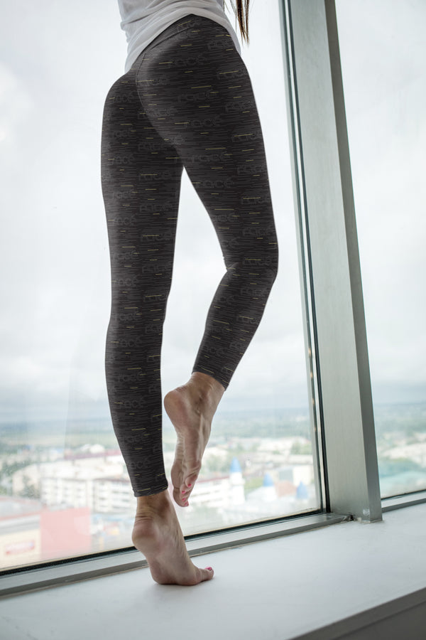 racé PARKS SMOKE low waist legging
