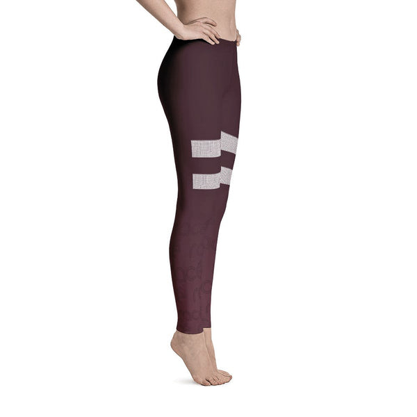 racé LOVELACE RUBY low waist legging