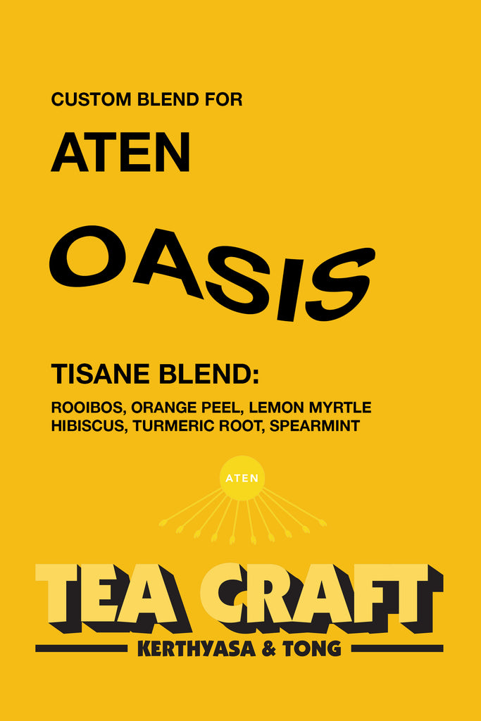 OASIS - Tisane Blend via. TEA CRAFT