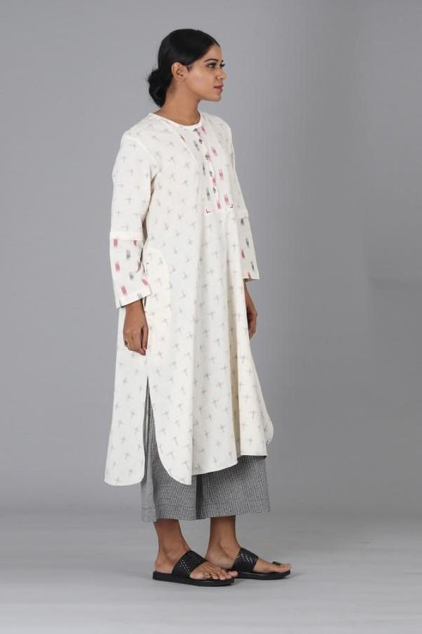 WBR Cross Long Kurta