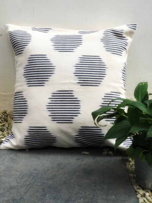 Blue  Vision Cushion