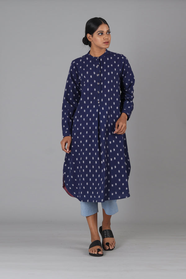 Indigo Box Long Dress