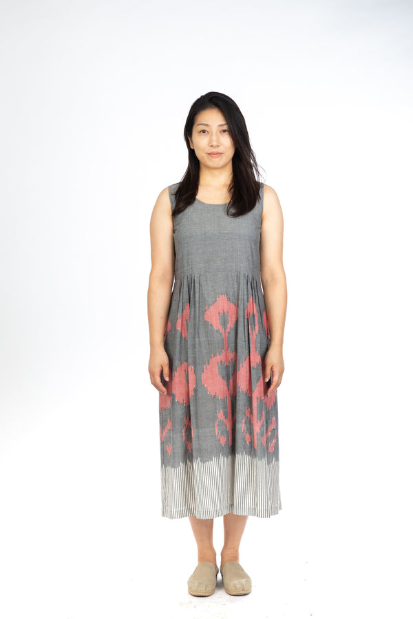 Grey Dahlia Sleeveless Maxi Dress