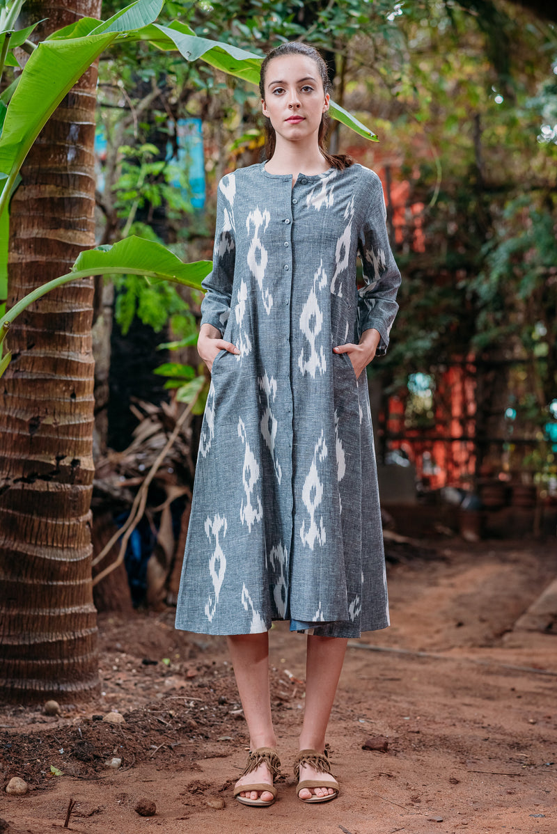 Nomad Panelled Dress
