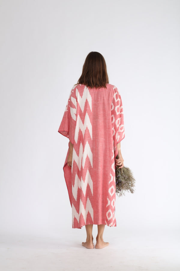 Bustle Long Kaftan