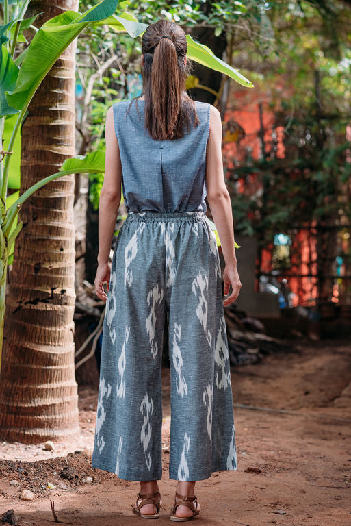 Nomad Wide Leg Trouser