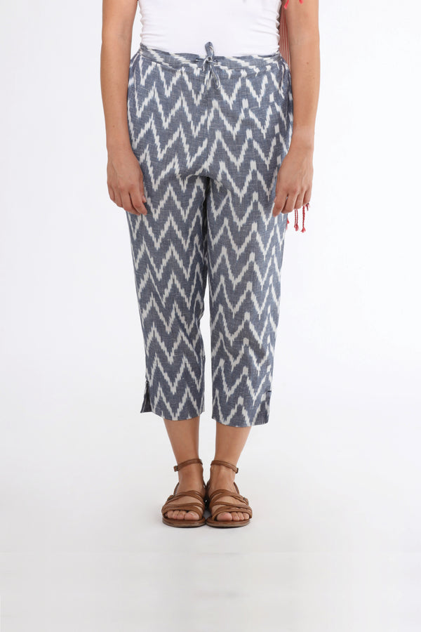 Illusion Capri Pants