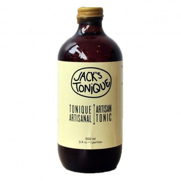 Jack's Soda - Sirop Tonique