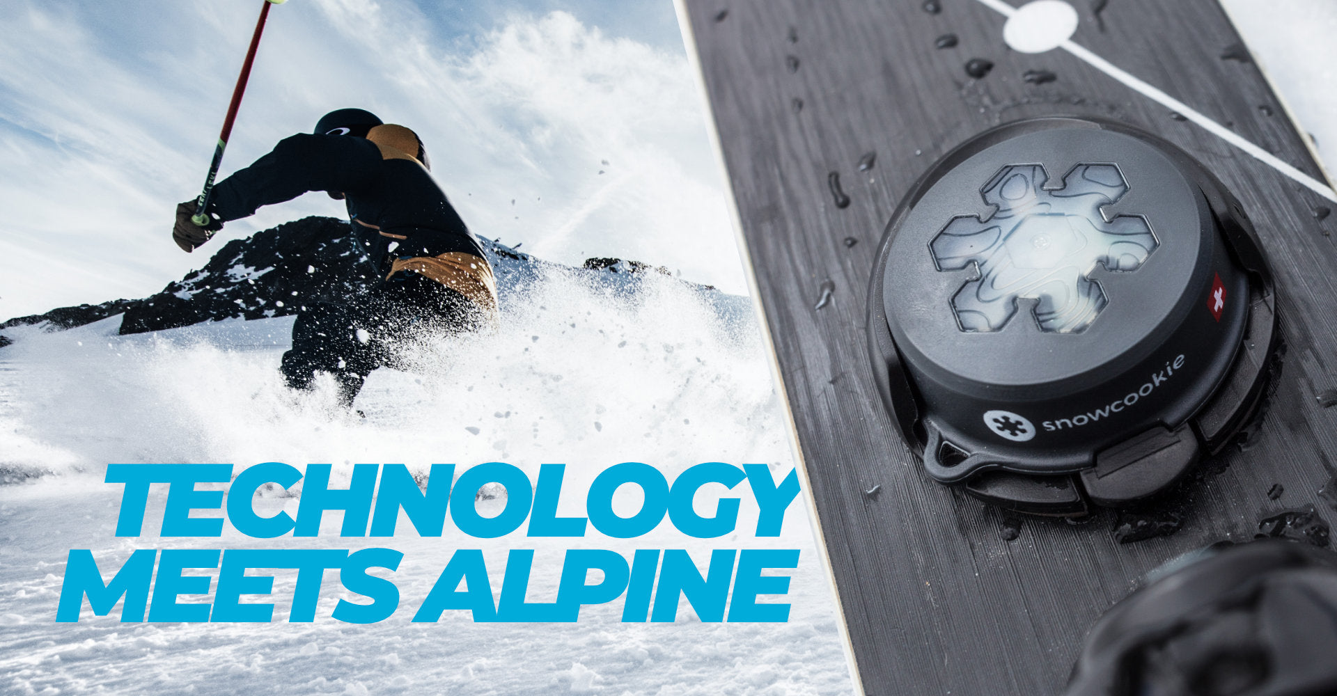 Technology meets alpine