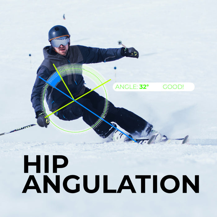 Hip angulation