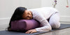 Halfmoon - Feeling stressed?  A bolster can help.