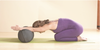 Halfmoon - What's a yoga bolster and how do I use it?