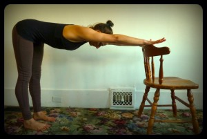 Spinal Stretch 1