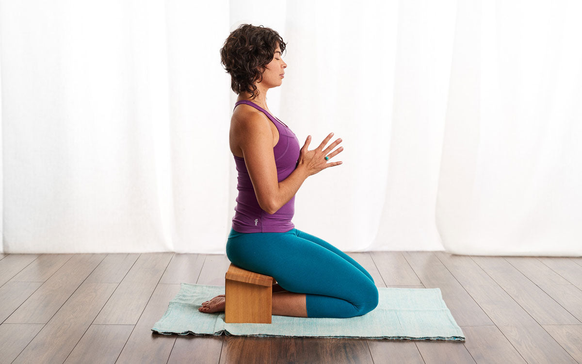 meditation chair for back support